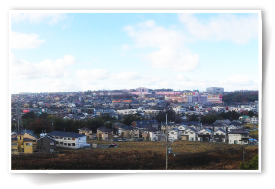 神戸市北区景観